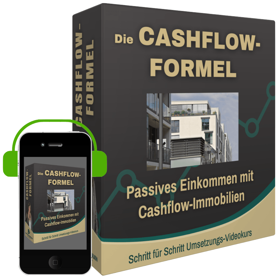 Cashflow-Formel mit Hörbuch